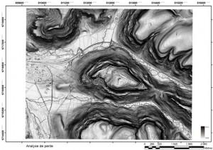 Couverture LIDAR Copyright : J. VIDAL
